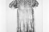 Kalispel Plateau Dress Discovered At Pitt Rivers Museum in Oxford England